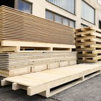Production of Wooden Packaging